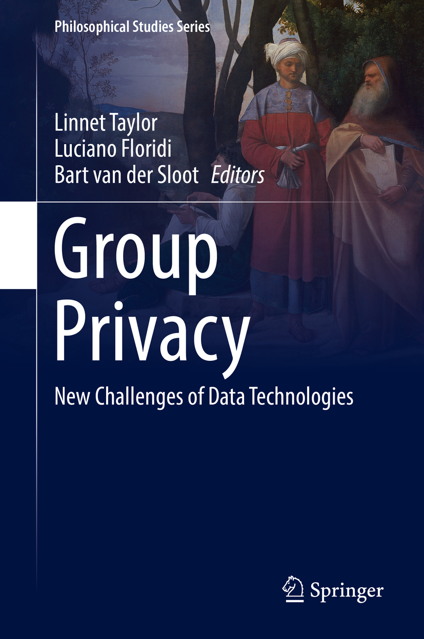 Floridi, Luciano - Group Privacy, ebook