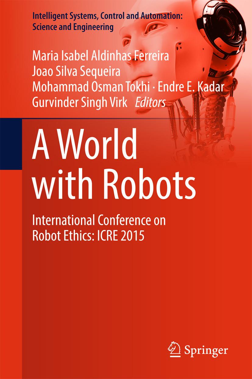 Ferreira, Maria Isabel Aldinhas - A World with Robots, ebook