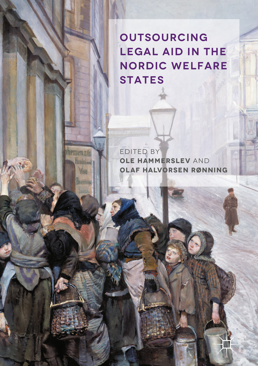 Hammerslev, Ole - Outsourcing Legal Aid in the Nordic Welfare States, ebook