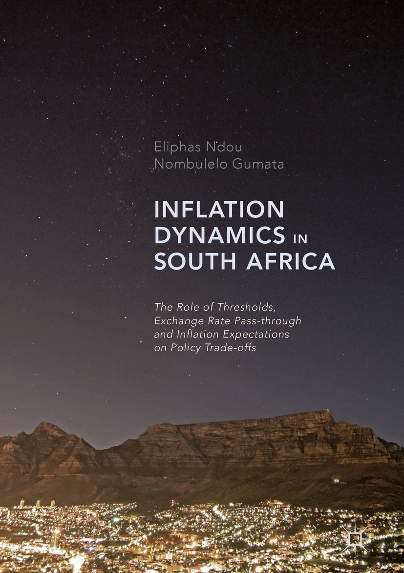 inflation targeting in south africa A bayesian-estimated model of inflation targeting in south africa prepared by thomas harjes and luca antonio ricci 1 authorized for distribution by jörg decressin and atish ghosh.