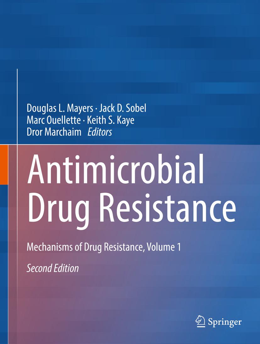 Kaye, Keith S. - Antimicrobial Drug Resistance, ebook