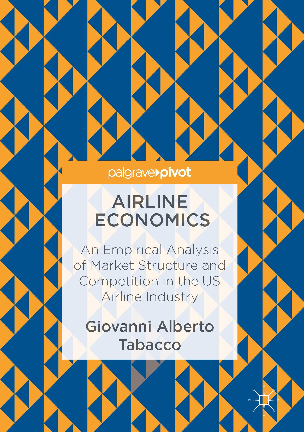 Tabacco, Giovanni Alberto - Airline Economics, ebook