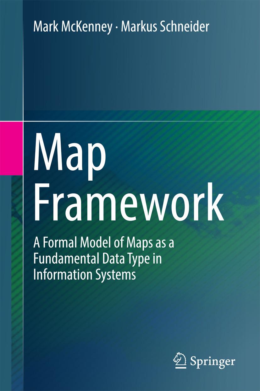 McKenney, Mark - Map Framework, ebook