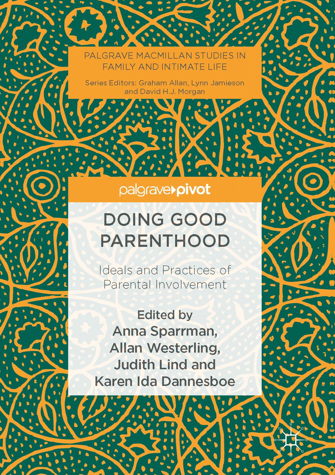 Dannesboe, Karen Ida - Doing Good Parenthood, e-kirja