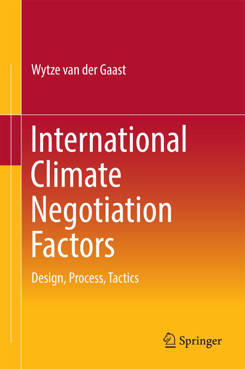 Gaast, Wytze van der - International Climate Negotiation Factors, ebook