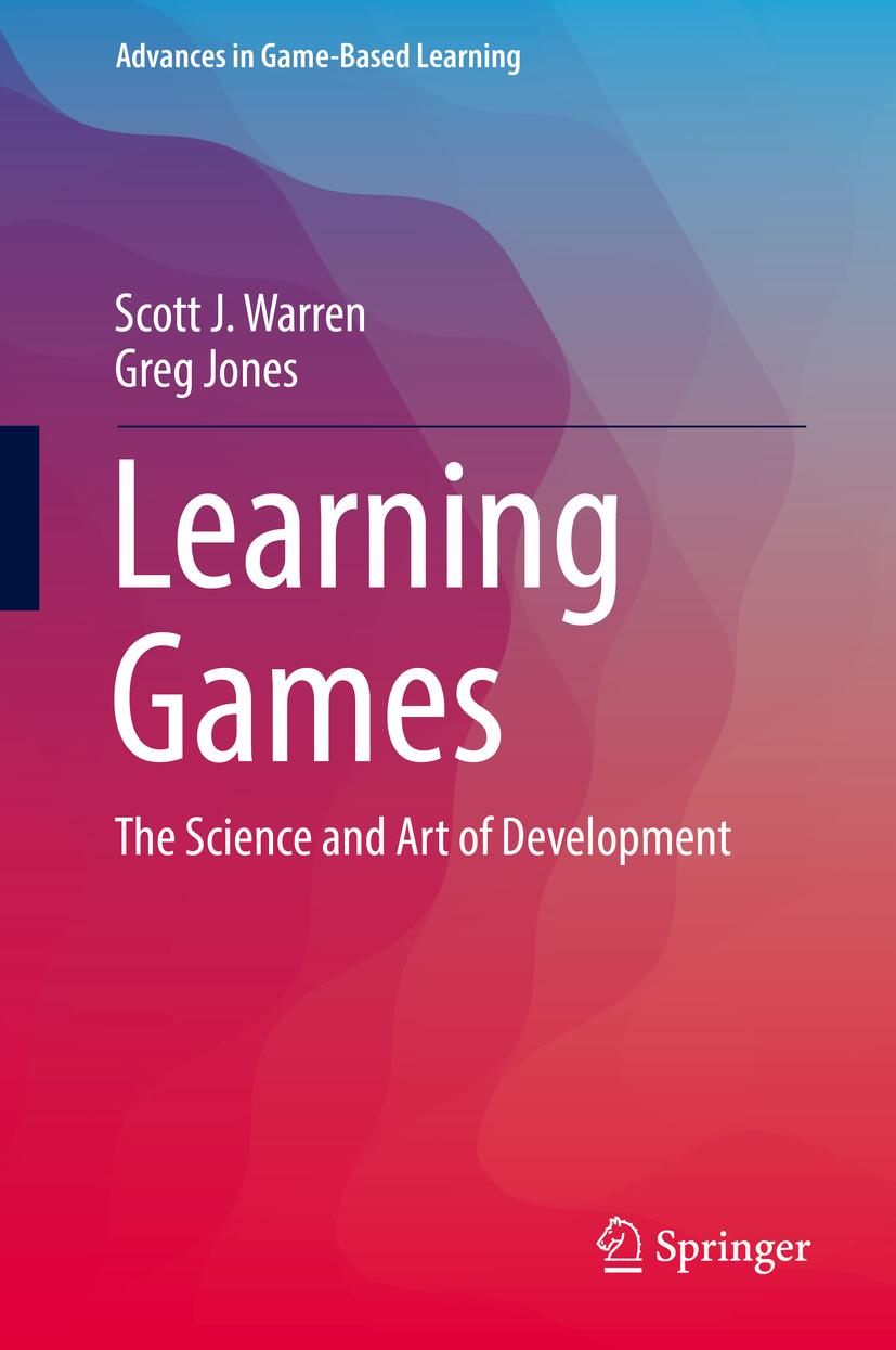 Jones, Greg - Learning Games, ebook