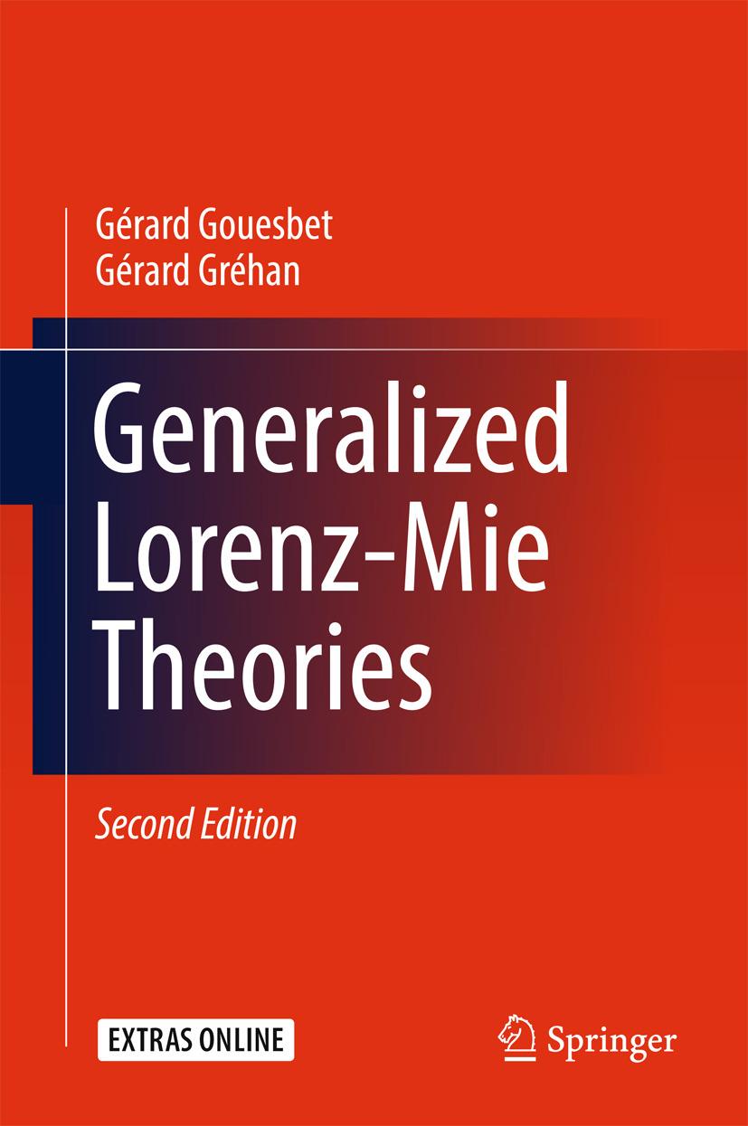 Gouesbet, Gérard - Generalized Lorenz-Mie Theories, ebook