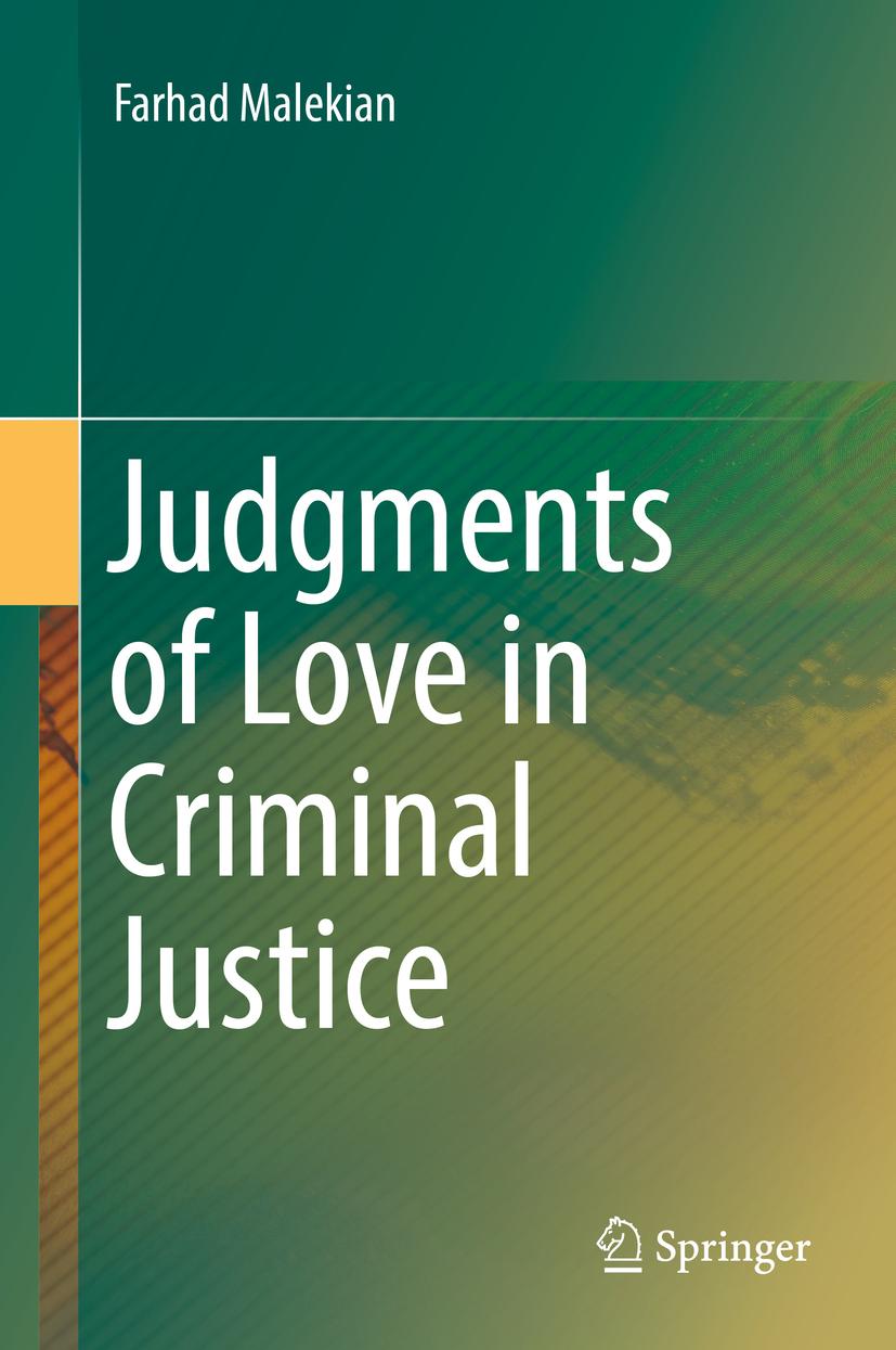 Malekian, Farhad - Judgments of Love in Criminal Justice, ebook