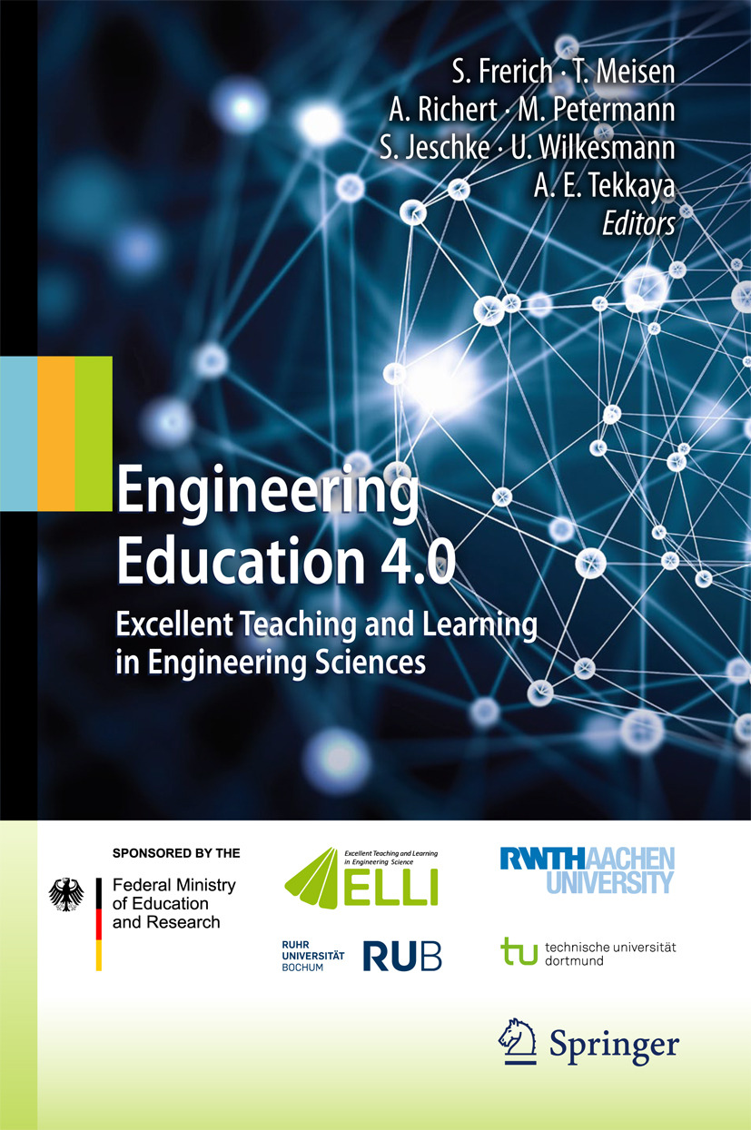 Frerich, Sulamith - Engineering Education 4.0, ebook