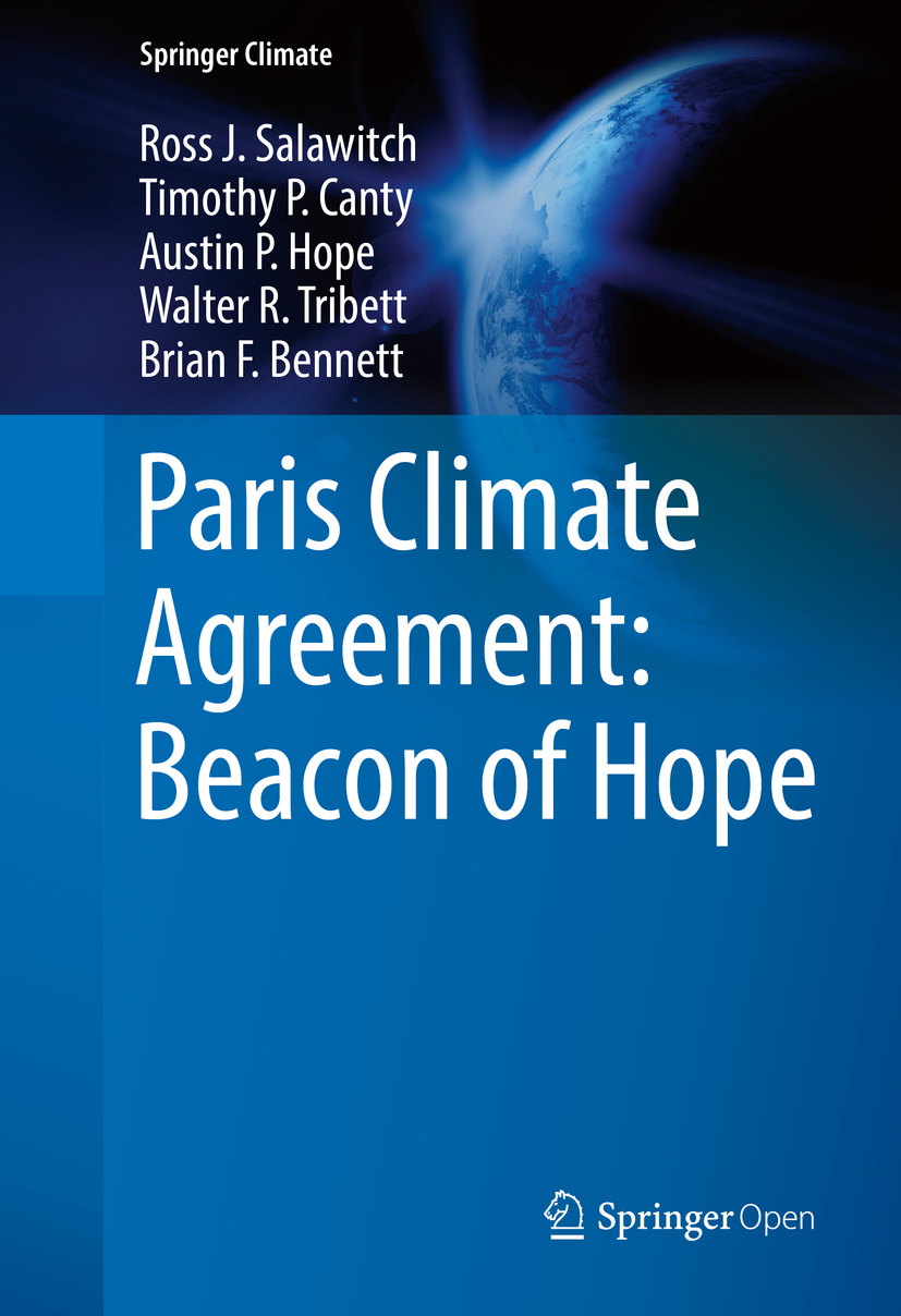 Bennett, Brian F. - Paris Climate Agreement: Beacon of Hope, ebook