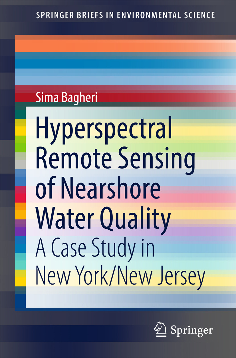 Bagheri, Sima - Hyperspectral Remote Sensing of Nearshore Water Quality, ebook