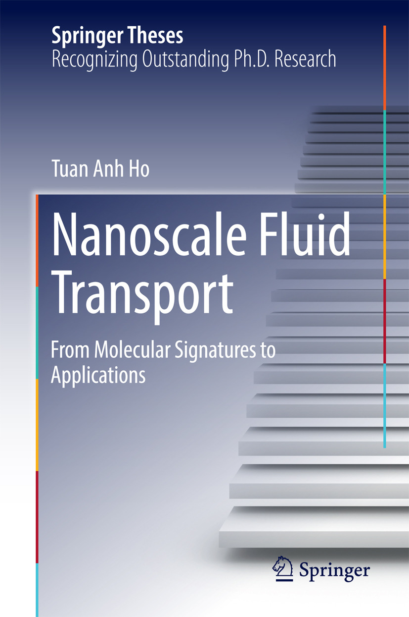 Ho, Tuan Anh - Nanoscale Fluid Transport, ebook