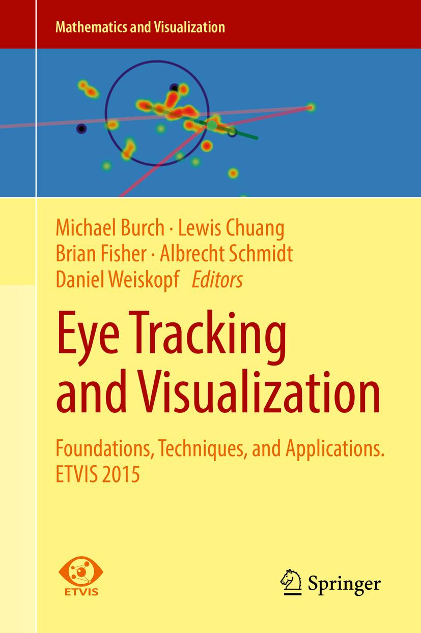 Burch, Michael - Eye Tracking and Visualization, ebook