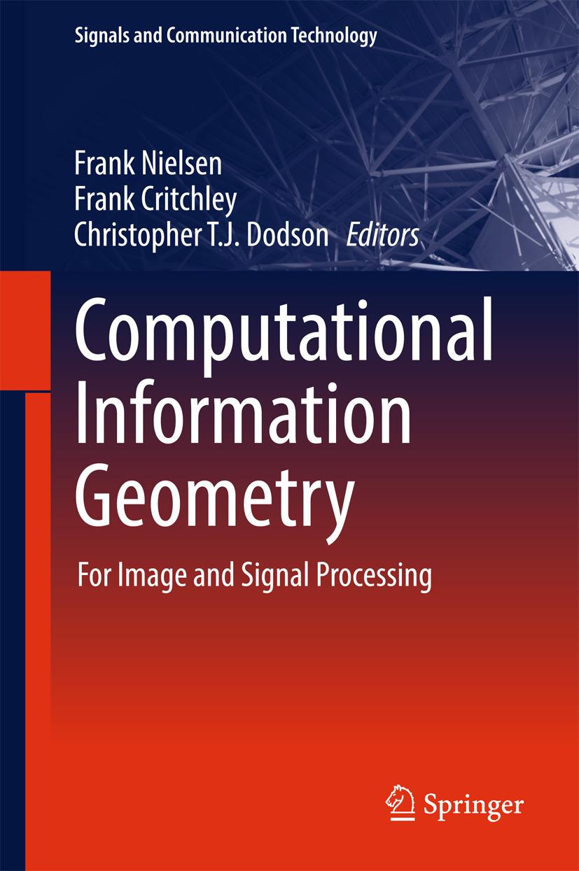 Critchley, Frank - Computational Information Geometry, ebook