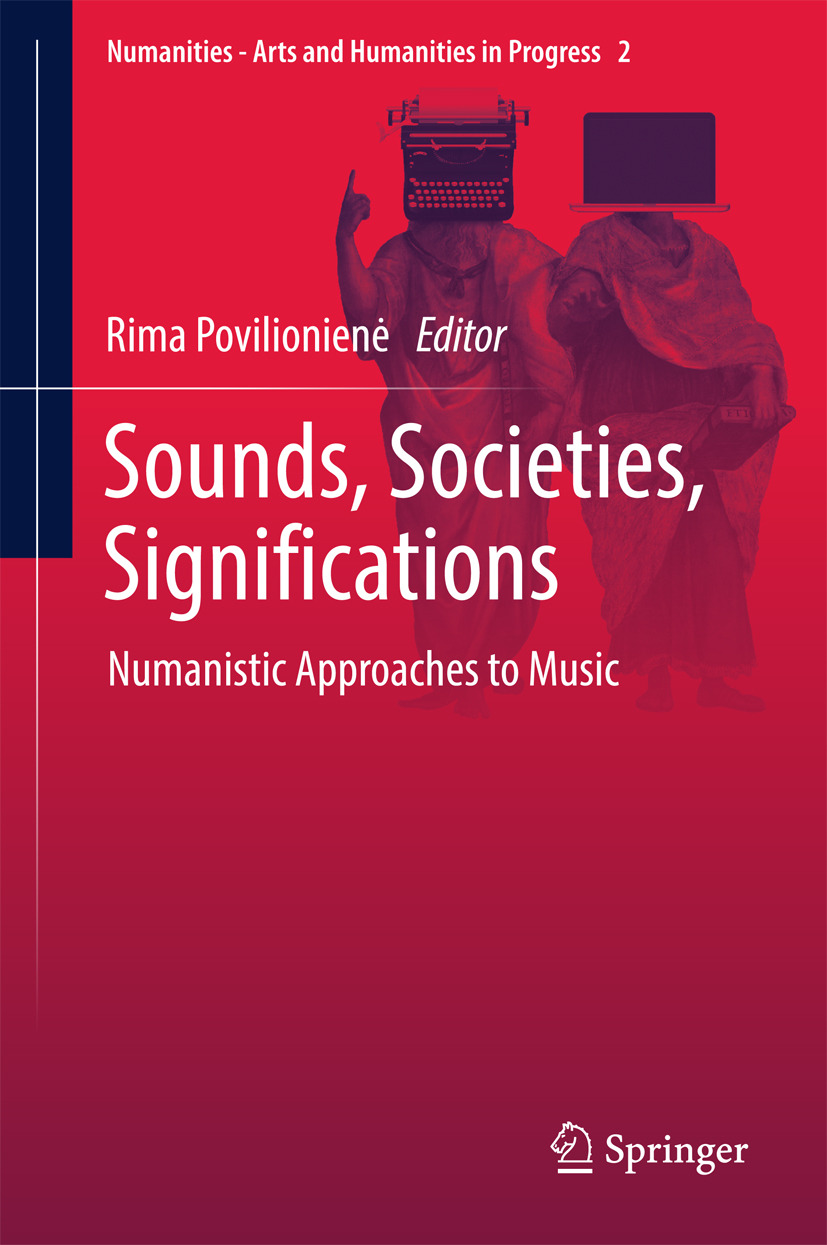 Povilionienė, Rima - Sounds, Societies, Significations, ebook