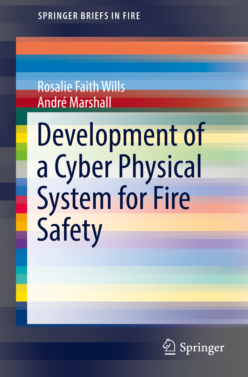 Marshall, André - Development of a Cyber Physical System for Fire Safety, ebook