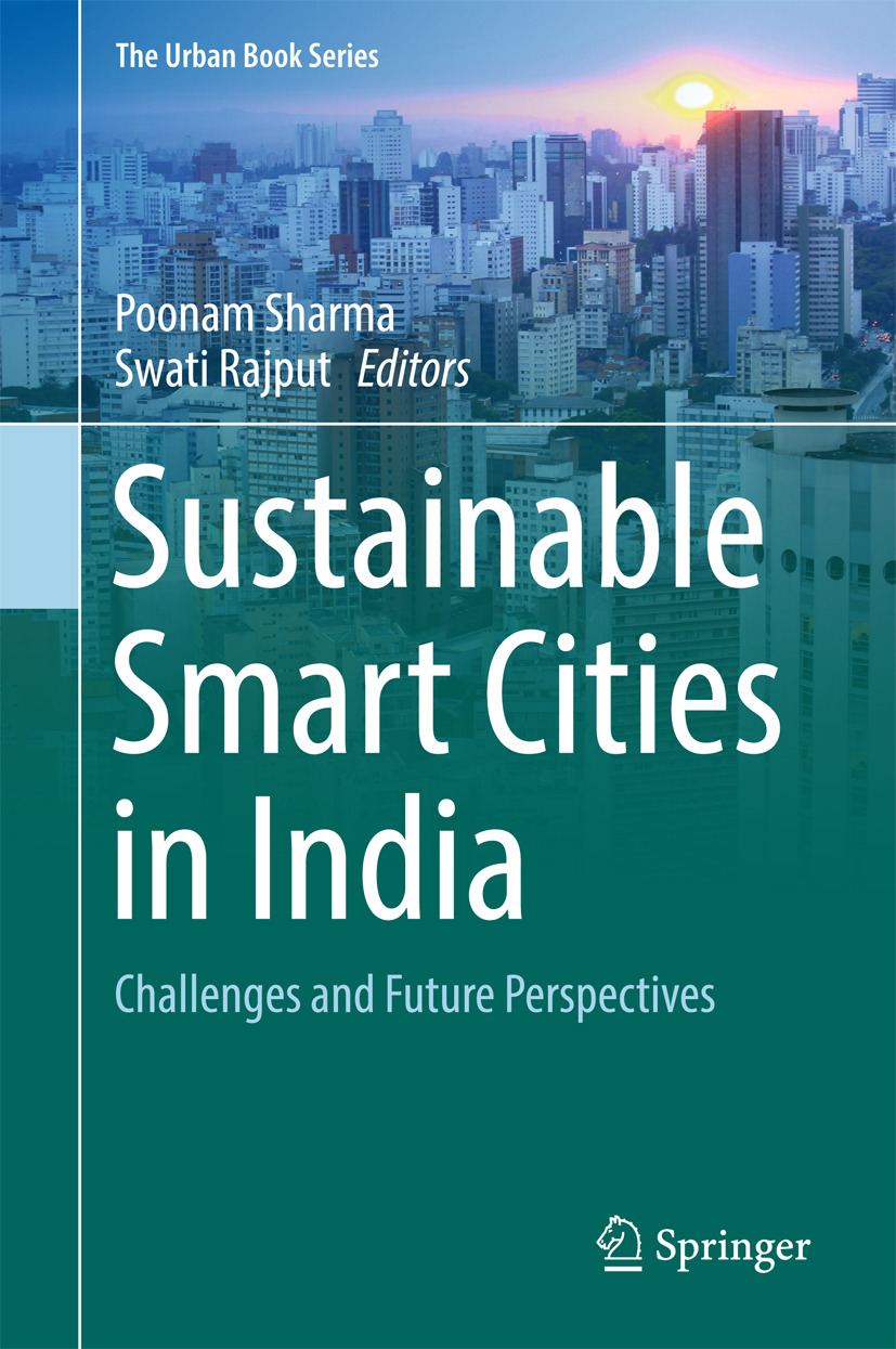 Rajput, Swati - Sustainable Smart Cities in India, e-bok