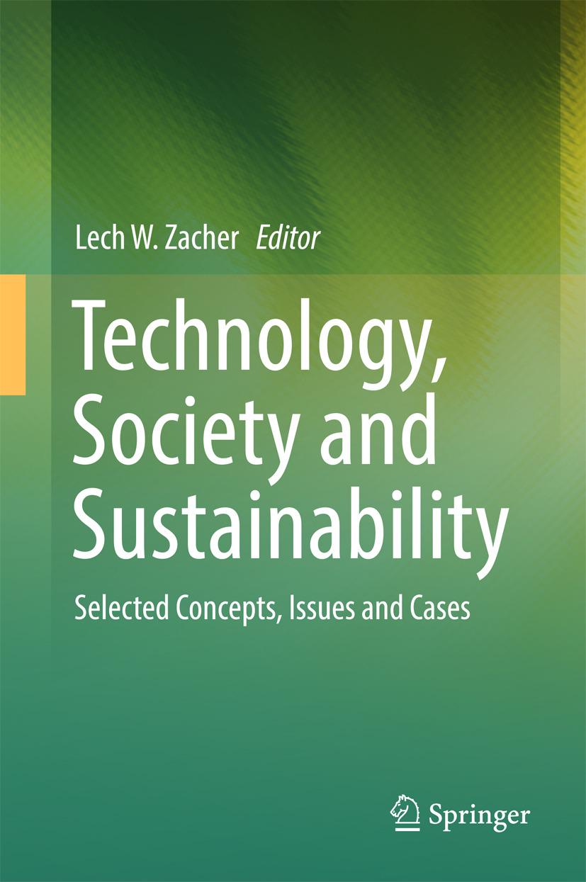 Zacher, Lech W. - Technology, Society and Sustainability, ebook