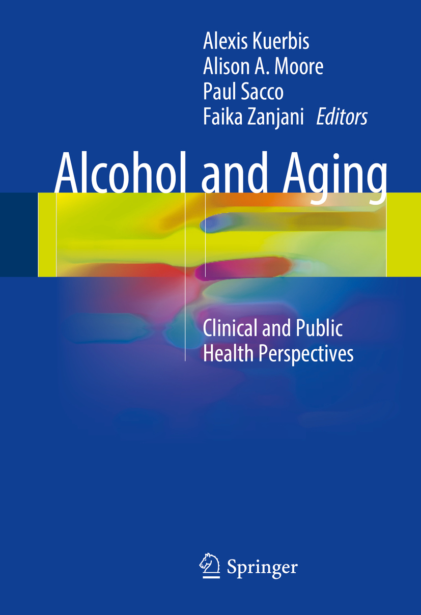 Kuerbis, Alexis - Alcohol and Aging, ebook