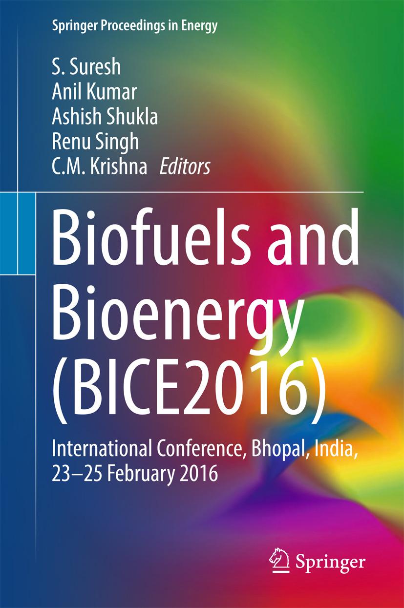 Krishna, C.M. - Biofuels and Bioenergy (BICE2016), ebook