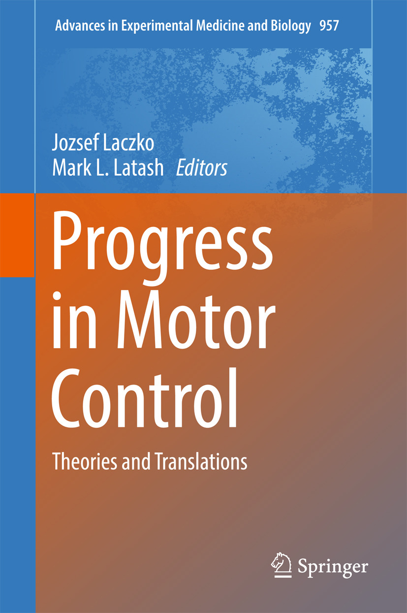 Laczko, Jozsef - Progress in Motor Control, ebook
