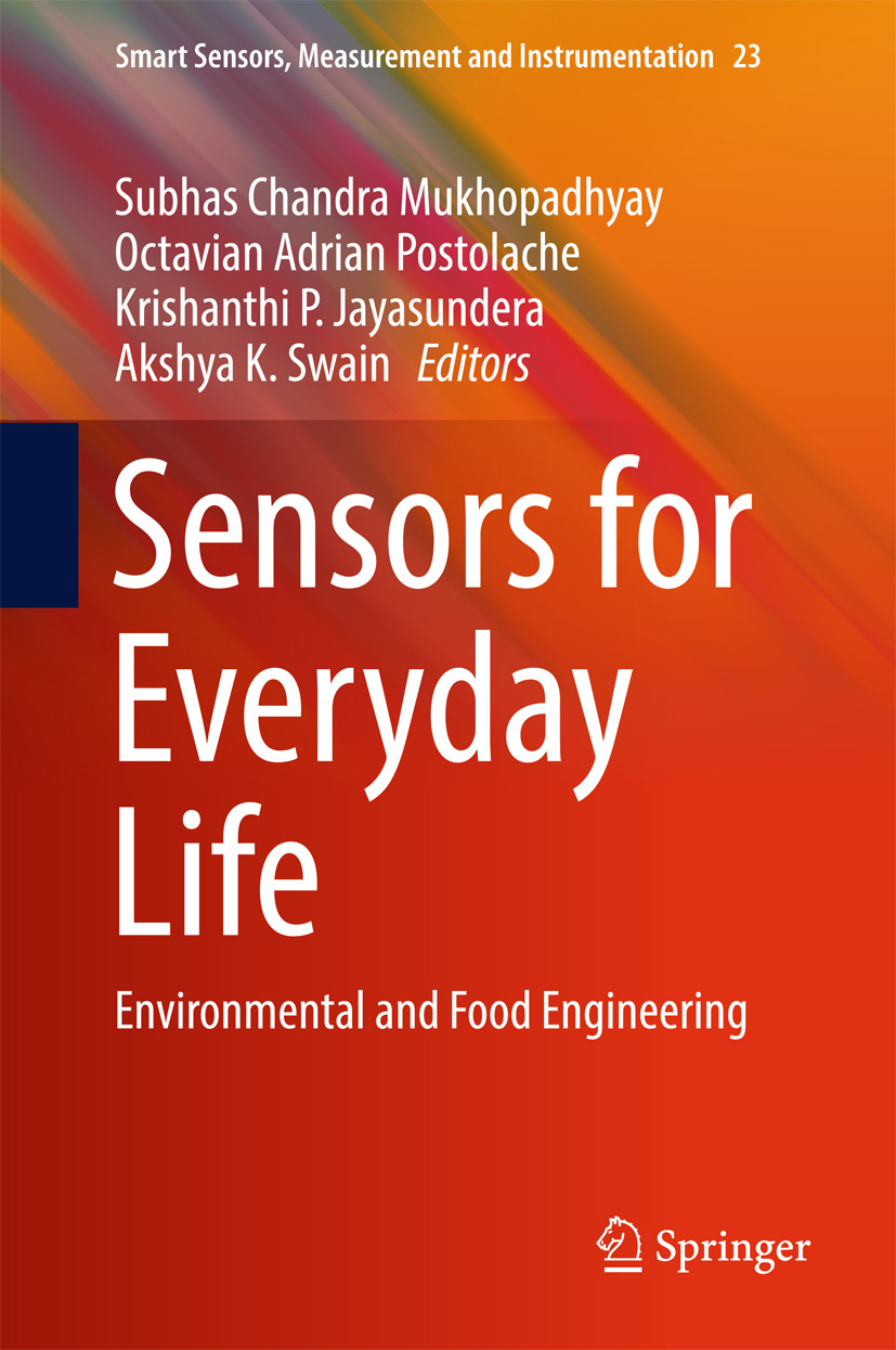 Jayasundera, Krishanthi P. - Sensors for Everyday Life, ebook