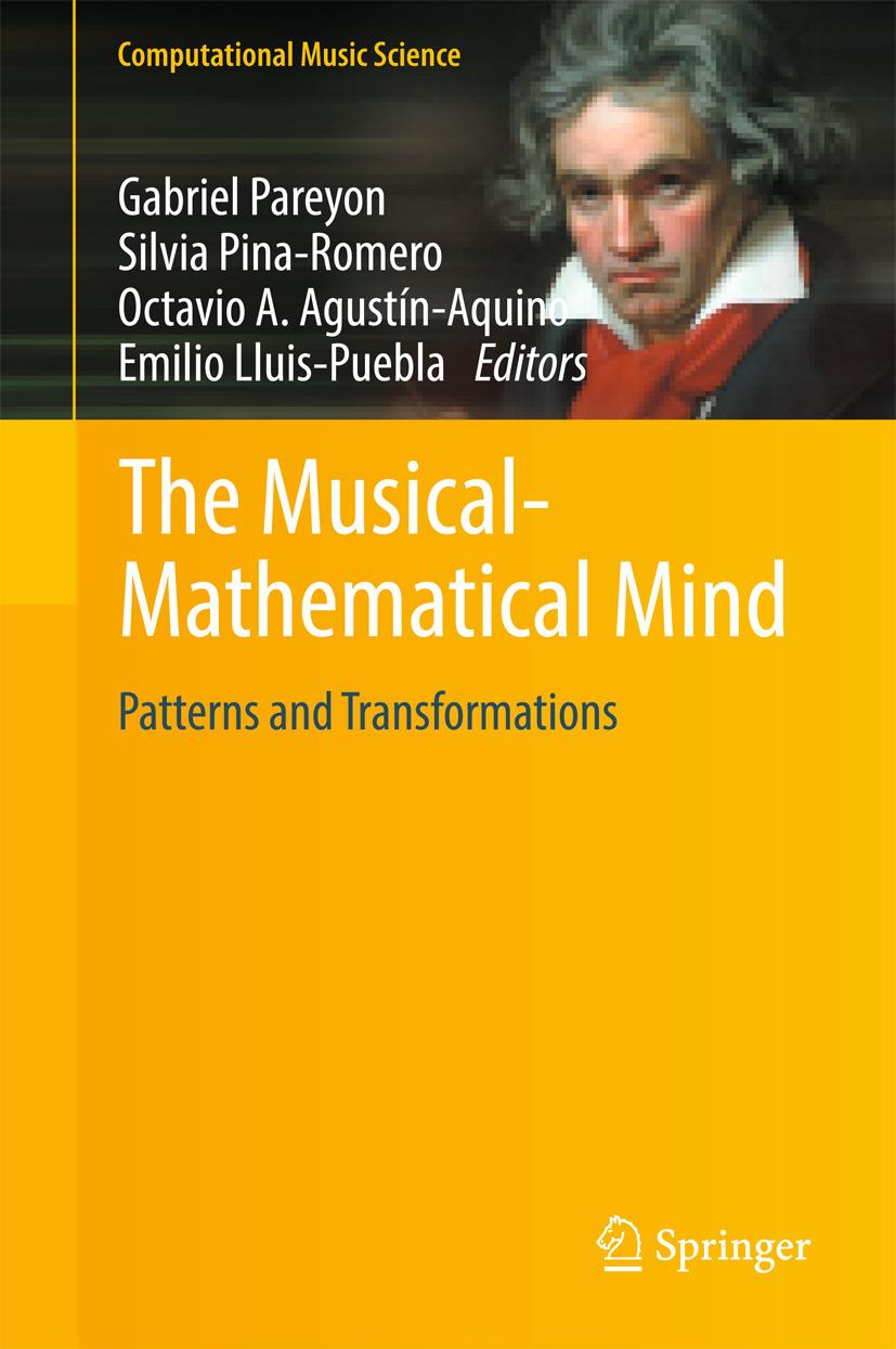 Agustín-Aquino, Octavio A. - The Musical-Mathematical Mind, ebook