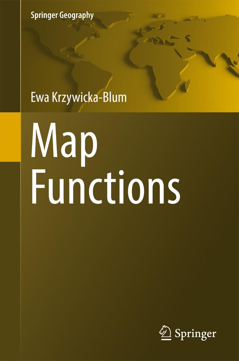 Krzywicka-Blum, Ewa - Map Functions, ebook