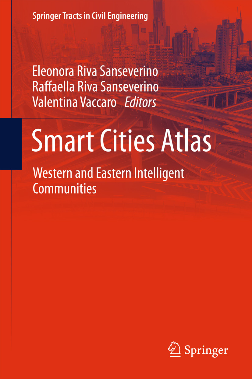 Sanseverino, Eleonora Riva - Smart Cities Atlas, ebook