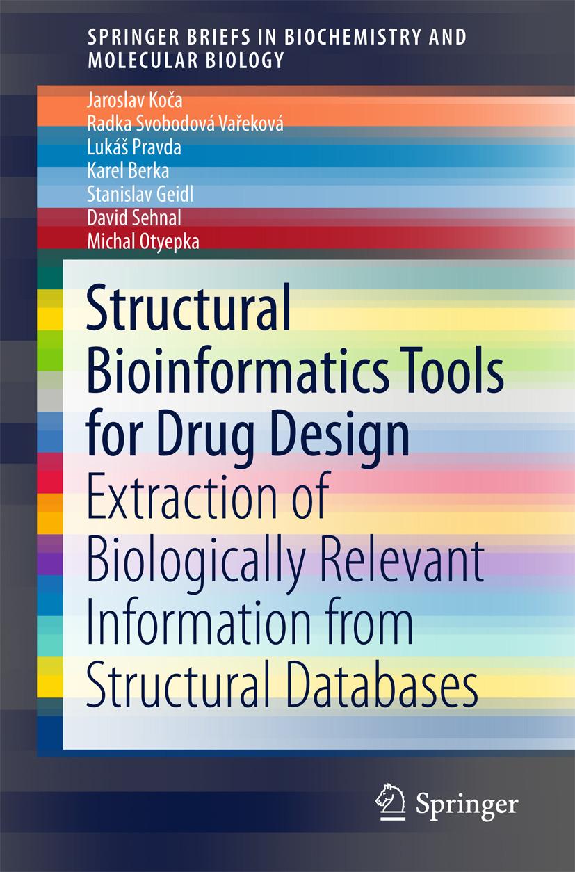 Berka, Karel - Structural Bioinformatics Tools for Drug Design, ebook