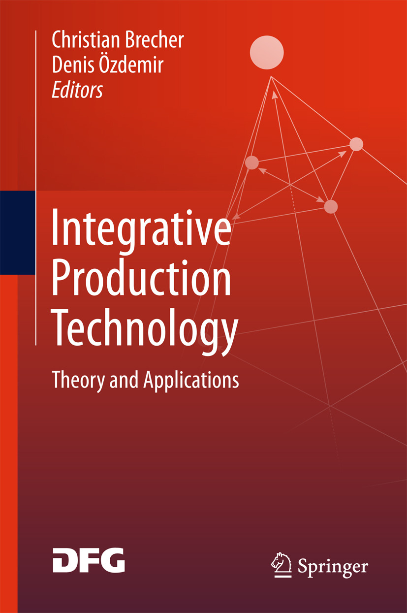 Brecher, Christian - Integrative Production Technology, ebook