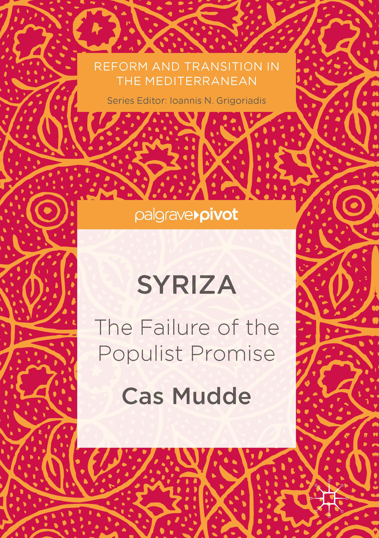 Mudde, Cas - SYRIZA, ebook