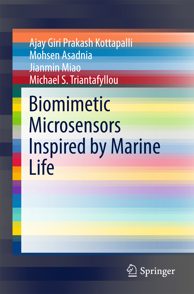 Asadnia, Mohsen - Biomimetic Microsensors Inspired by Marine Life, ebook
