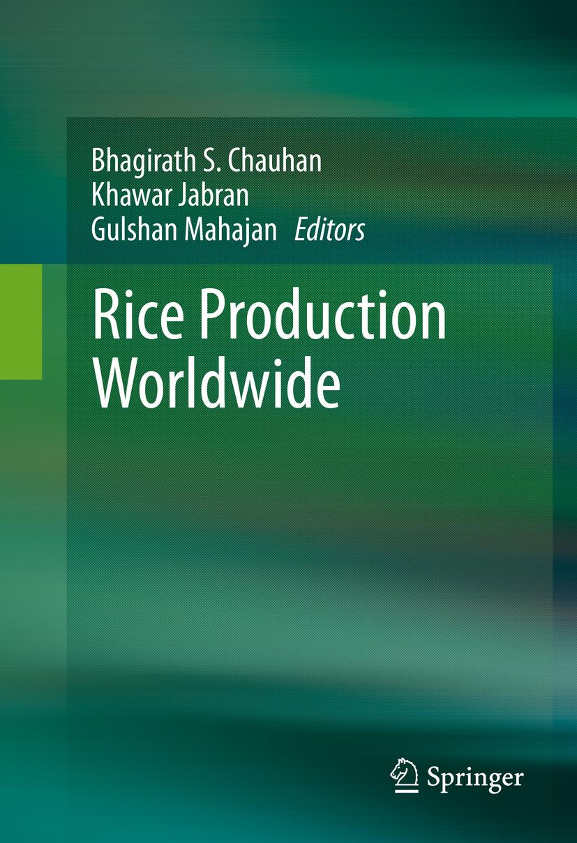 Chauhan, Bhagirath S. - Rice Production Worldwide, ebook