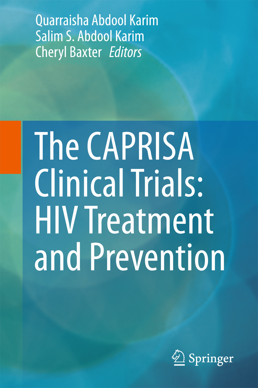 Baxter, Cheryl - The CAPRISA Clinical Trials: HIV Treatment and Prevention, ebook