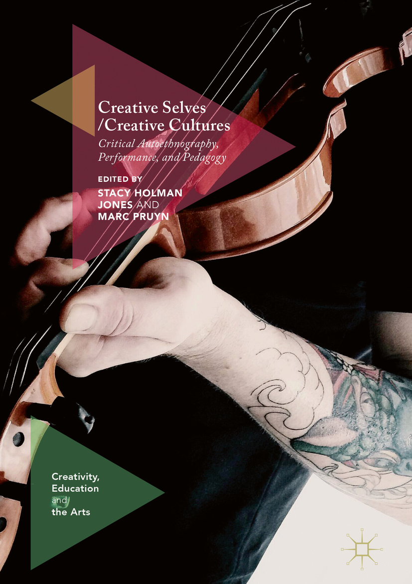 Jones, Stacy Holman - Creative Selves / Creative Cultures, ebook
