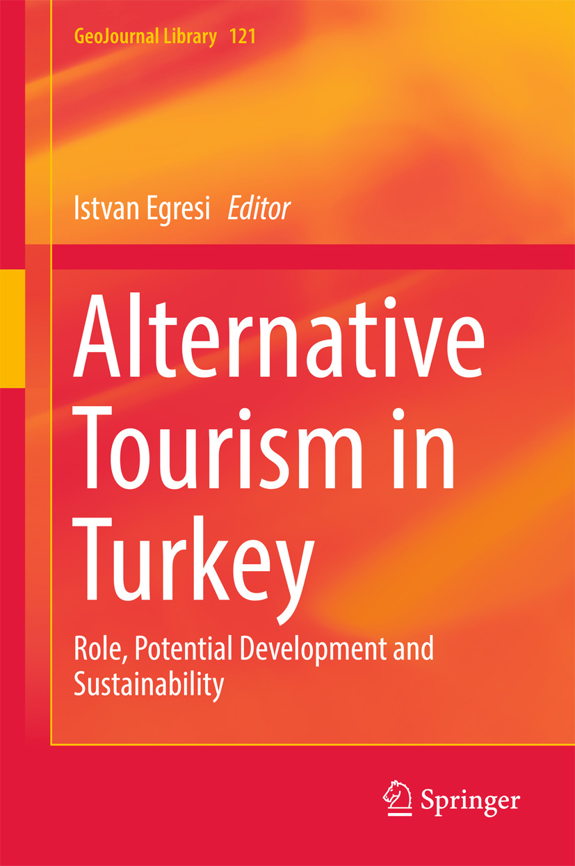 Egresi, Istvan - Alternative Tourism in Turkey, ebook
