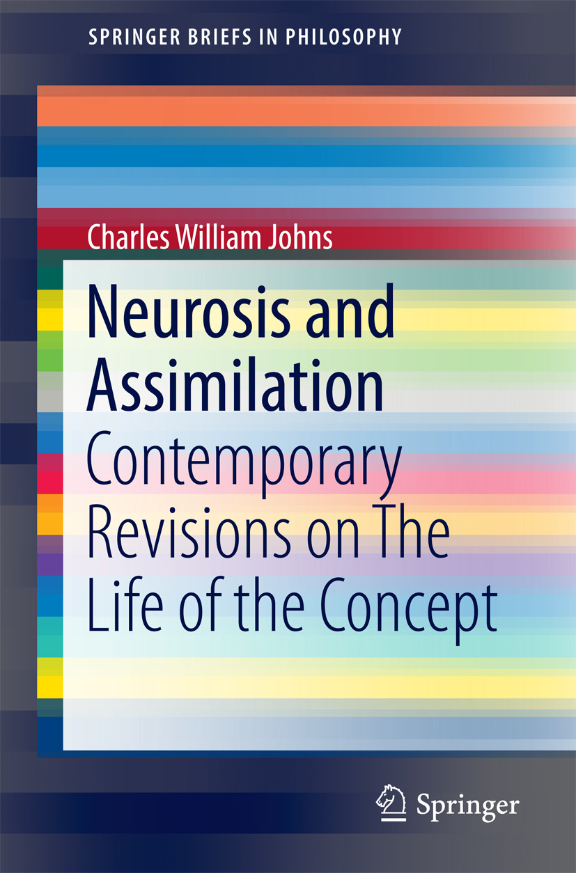 Johns, Charles William - Neurosis and Assimilation, ebook