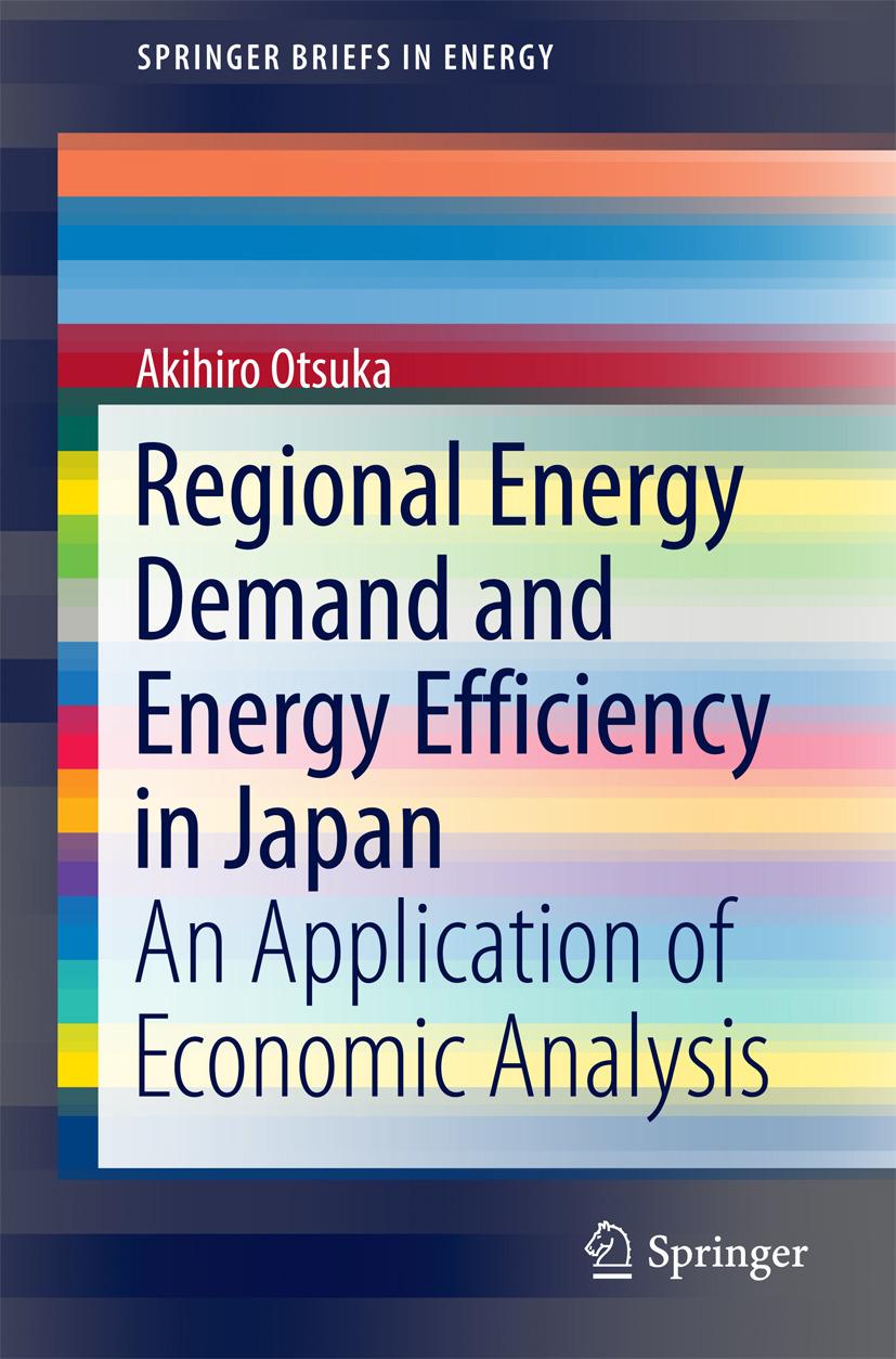 Otsuka, Akihiro - Regional Energy Demand and Energy Efficiency in Japan, ebook
