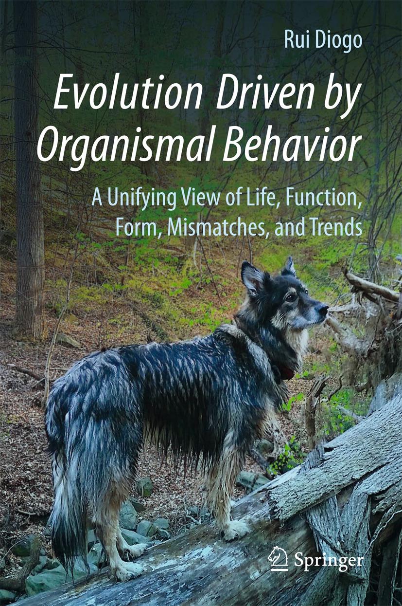 Diogo, Rui - Evolution Driven by Organismal Behavior, ebook