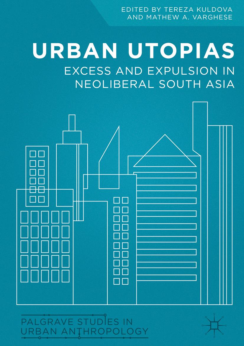 Kuldova, Tereza - Urban Utopias, ebook
