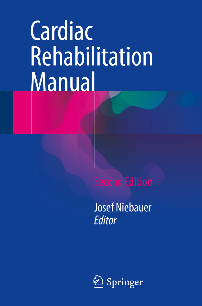Niebauer, Josef - Cardiac Rehabilitation Manual, ebook