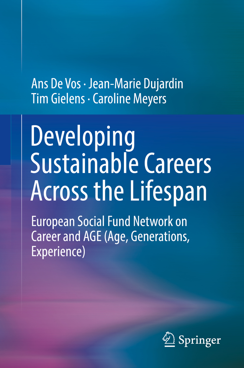 Dujardin, Jean-Marie - Developing Sustainable Careers Across the Lifespan, ebook