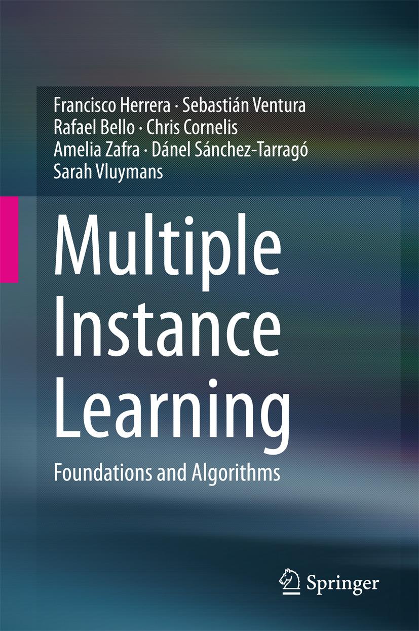 Bello, Rafael - Multiple Instance Learning, ebook