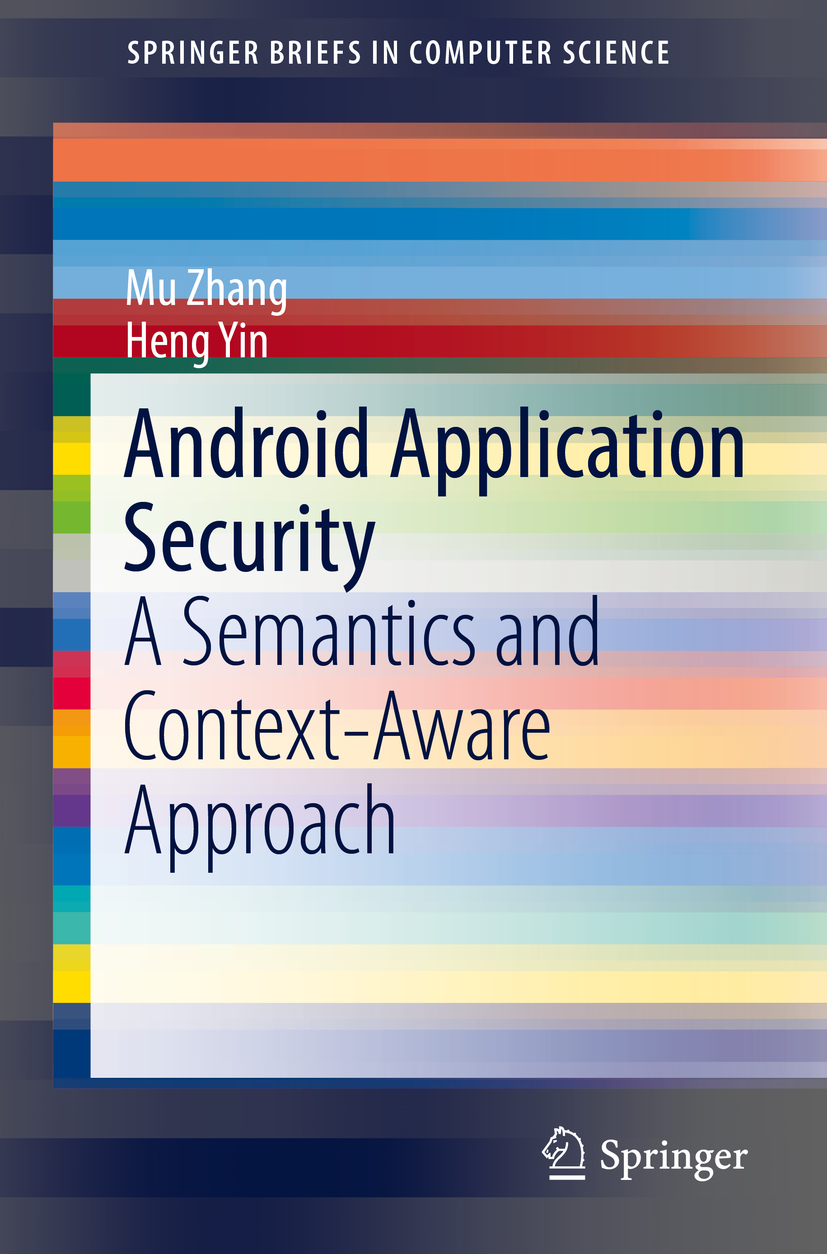 Yin, Heng - Android Application Security, ebook