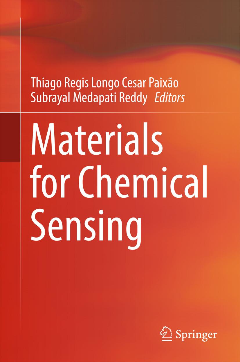 Paixão, Thiago Regis Longo Cesar - Materials for Chemical Sensing, ebook