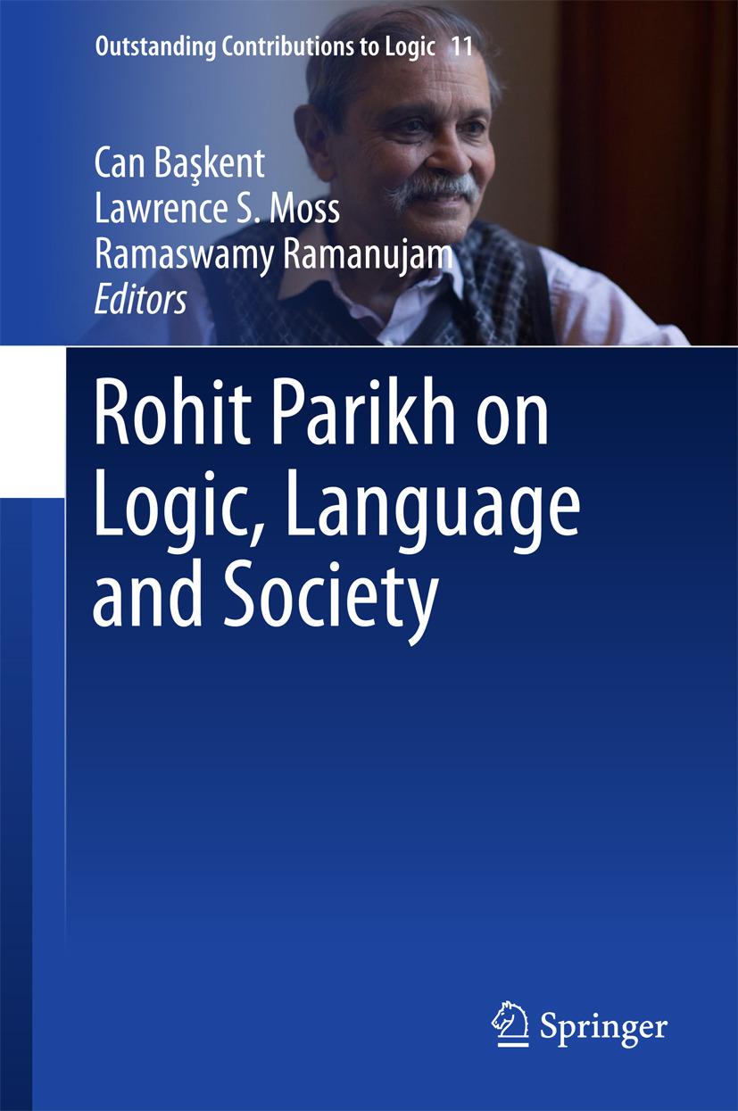 Başkent, Can - Rohit Parikh on Logic, Language and Society, ebook