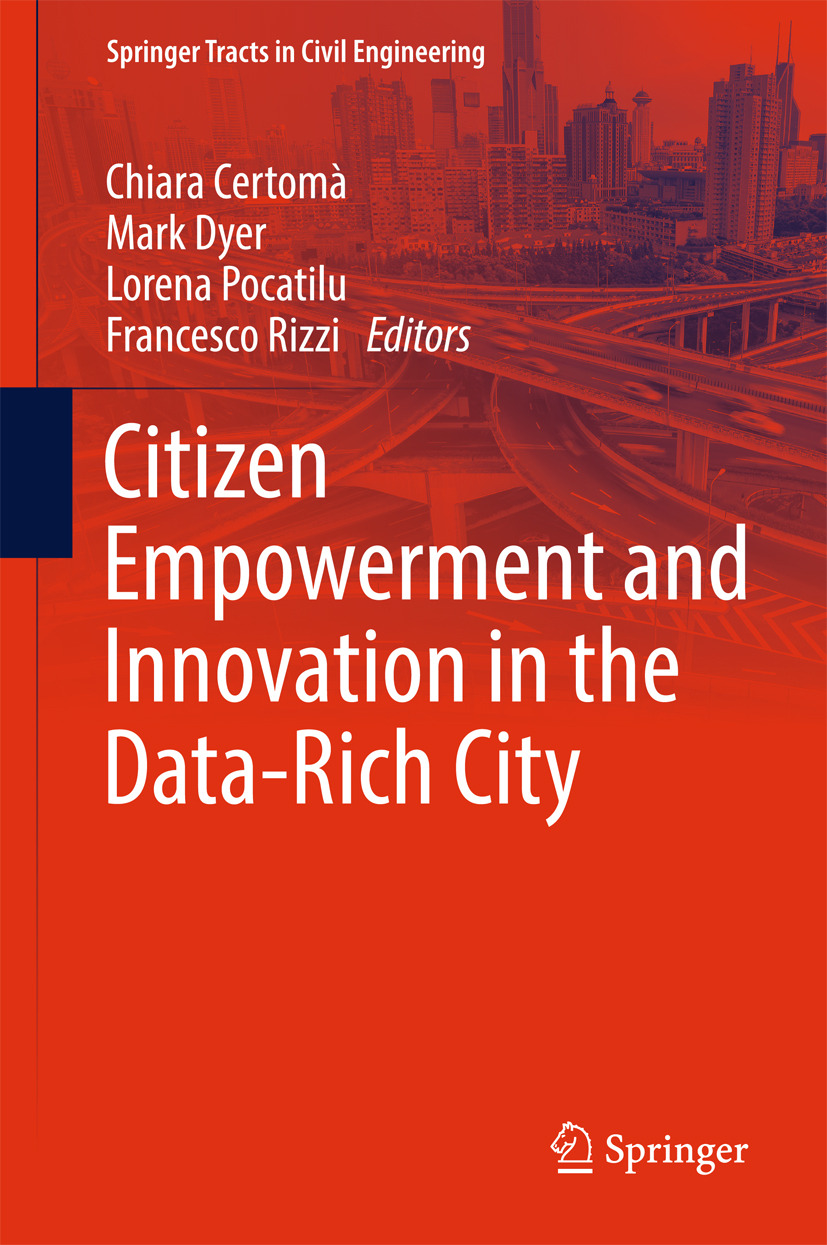Certomà, Chiara - Citizen Empowerment and Innovation in the Data-Rich City, ebook