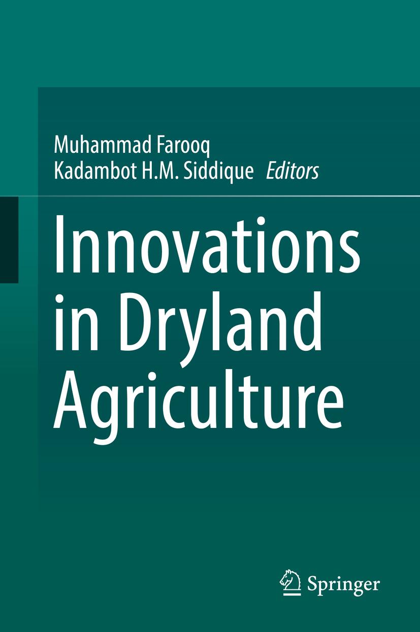 Farooq, Muhammad - Innovations in Dryland Agriculture, ebook
