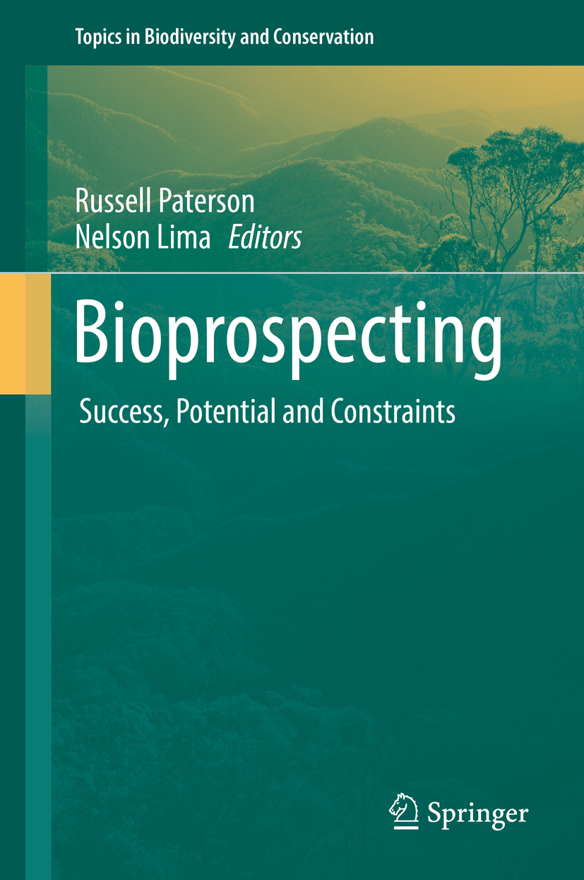 Lima, Nelson - Bioprospecting, ebook